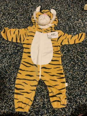 Toddler Tiger Halloween Costume for Sale in Woodruff, SC