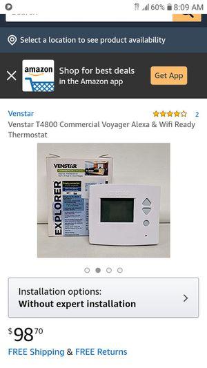 Venstar thermostat for Sale in Moreno Valley, CA
