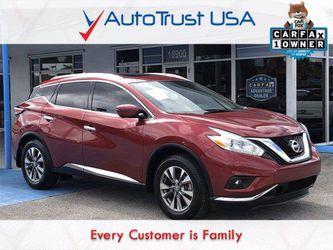2016 Nissan Murano for Sale in Miami,  FL