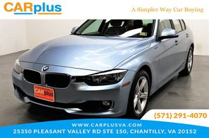 2012 bmw 3 series @1 year warranty or no processing fee for Sale in McLean, VA