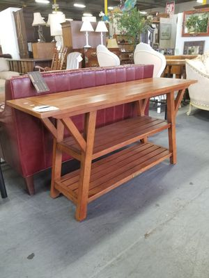Sofa Table for Sale in San Diego, CA