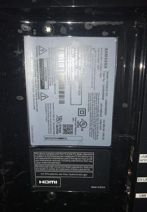 Samsung TV samsung un55ks8500f for Sale in Nashville, TN