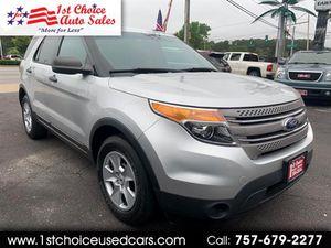 2014 Ford Explorer for Sale in Newport News, VA