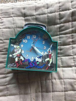 1983 Mattel Masters Of The Universe Talk Alarm Clock He-Man Skeletor. MOTU for Sale in Hudson, FL