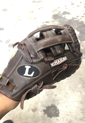 Brand New Omaha Pro baseball glove for first base for Sale in Paramount, CA