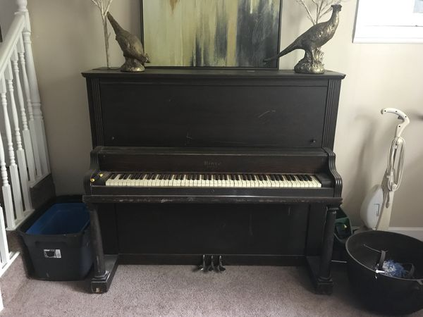 Hinze Chicago Upright Piano For Sale In Flowery Branch Ga Offerup
