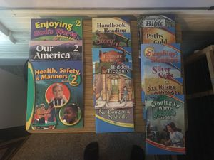 Abeka 2nd Grade Reader Collection for Sale for sale  Great Falls, SC