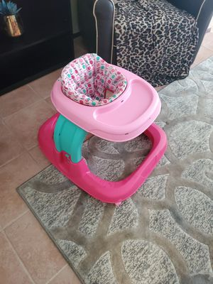 Pink infant Walker for Sale in San Antonio, TX