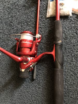 Fishing pole, hooks, and weights. for Sale in West Chester, PA