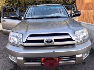 Toyota 4Runner 2004, very nice, strong, and clean truck. $6,500 , or best offer. for Sale in Los Angeles, CA