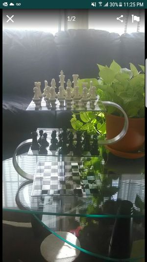 3 level chess set for Sale in Manassas, VA