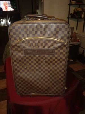 Louis Voitton rolling carryon piece...150 for Sale in Colorado Springs, CO