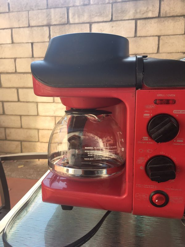 Oven Toaster/ grill & Coffee maker