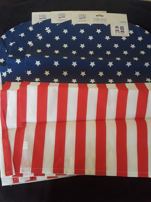 3 New 4th of July Chair Covers for Sale in El Cajon, CA