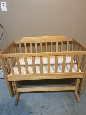 Baby cradle crib for Sale in Arlington, TX