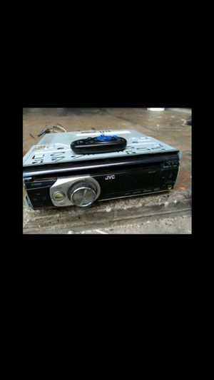 Jvc kd-s37 with remote and tons of features for Sale in Indianapolis, IN