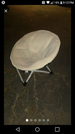 Kids saucer chair for Sale in Columbus, OH