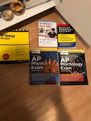AP books for Sale in Aliso Viejo, CA