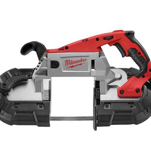 Milwaukee 11 Amp Deep Cut Band Saw with Hard Case for Sale in Phoenix, AZ