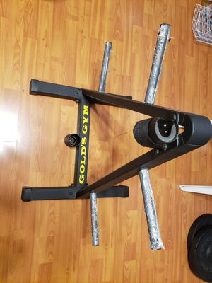 Gold's gym weight tree for Sale in Montebello, CA