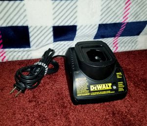 9 volt dewalt drill charger for Sale in Loxahatchee, FL