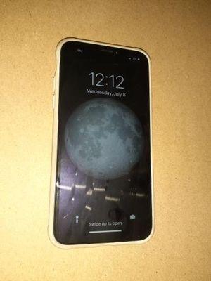iphone x unlocked white for Sale in Arlington, VA