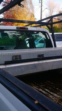 99+ FORD TRUCK F250/F350 - PROTECH - CROSSBODY TOOL BOX for Sale in SeaTac,  WA
