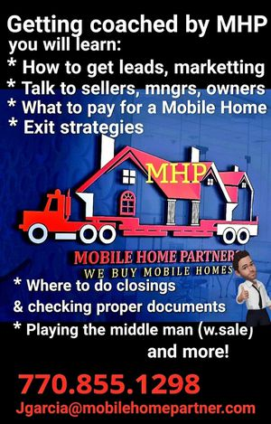 Mobile home coaching for Sale in Atlanta, GA