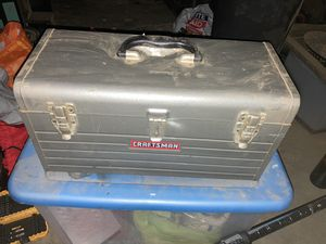 Craftsman tool box for Sale in Riverside, CA