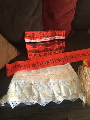 Moana costume for Sale in Las Vegas, NV