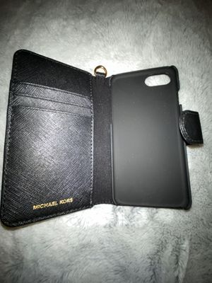 Michael Kors iPhone 7/8 Wallet Case for Sale in Sanger, CA