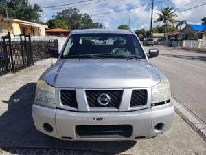 Nissan Titan for Sale in Miami, FL
