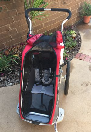 Child's bike trailer by Thule . The Best ! for Sale in Escondido, CA