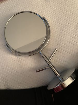 Double Sided Makeup Mirror for Sale in Valrico, FL
