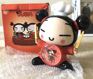 Brand New Pucca and Garu Talking Alarm Clock! for Sale in San Antonio, TX