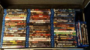 Blu-ray Movies ($5 each or 5 For $20) for Sale in Cumming, GA