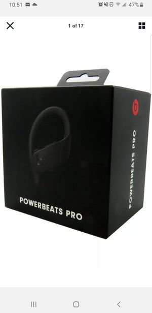 Brand New, in Box , Power Beats Pro Ear Phones for Sale in Philadelphia, PA
