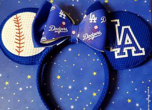 LA Dodger Mickey Ears for Sale in Pico Rivera, CA