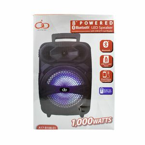 8 inch Party bluetooth speaker for Sale in Universal City, TX