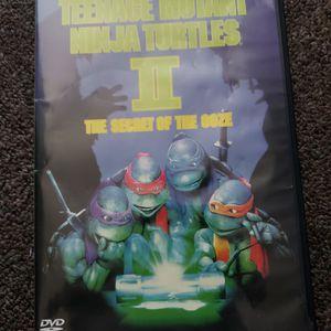Ninja Turtle 2 Dvd for Sale in Portsmouth, VA