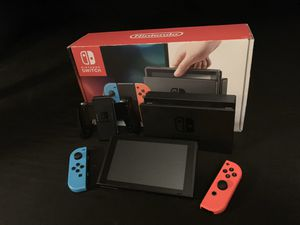 Nintendo switch for Sale in Bellflower, CA
