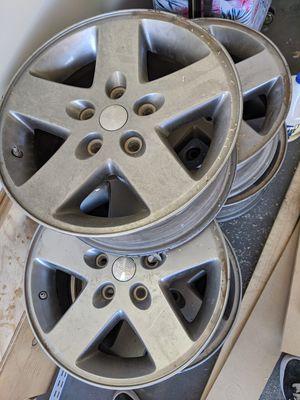 """17"""" Jeep Wrangler Wheels for Sale in Phoenix, AZ"""