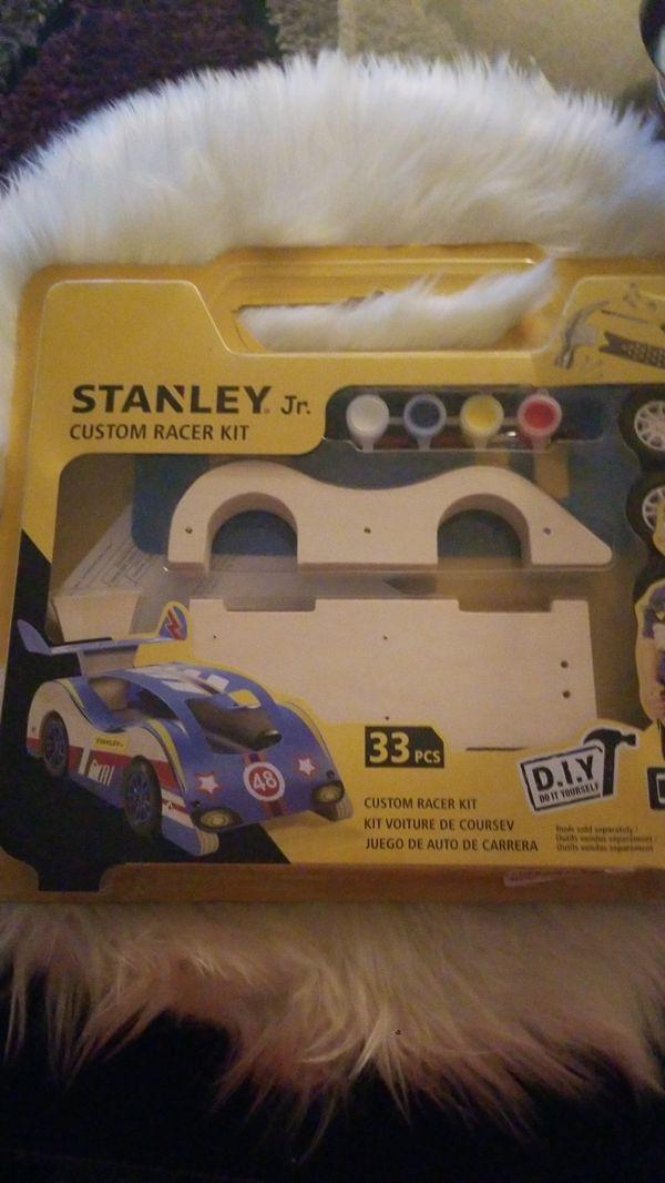 Stanley jr custom Racer kit