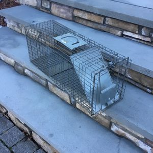 LARGE Haveaheart Animal Trap for Sale in Concord, MA