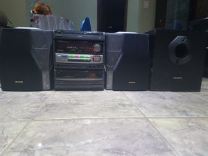 Aiwa stereo system for Sale in Brooklyn, NY