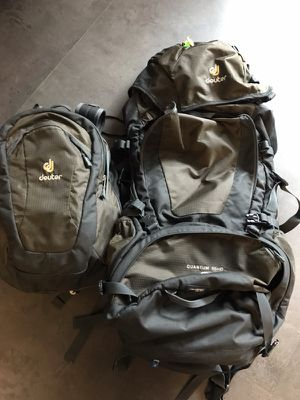 Deuter Travel Backpack for Sale in Seattle, WA