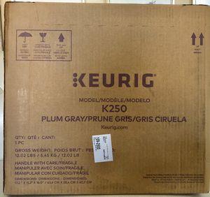 Keurig K250 New Sealed Box for Sale in Irvine, CA