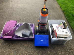 *Everything Resale Bundle* Disney VHS- Carpet Cleaner - Easy Bake Oven - Occulus VR Train Set Sony Surround Sound System - Music CD's Bundle for Sale in BETHEL, WA