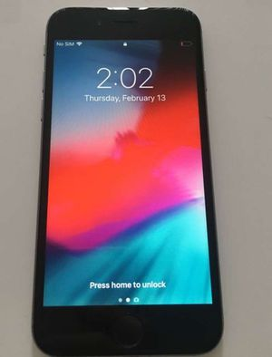 iPhone 6 Black 16GB Unlocked for Sale in Lombard, IL