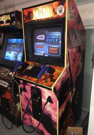Atari Maximum Force Arcade Video Game for Sale in Camas, WA